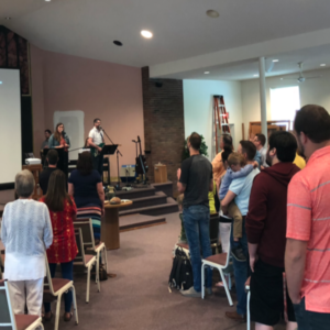 Prayer Partner Update – May 2018