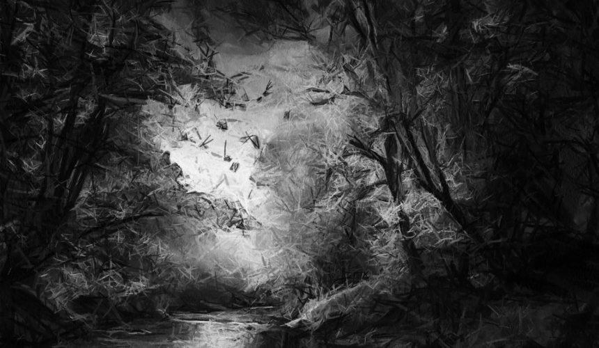 Thirsty Thursday- Hello Darkness… Psalm 88