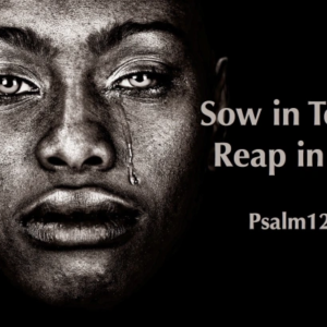 Thirsty Thursday- Sowing with Tears Psalm 126