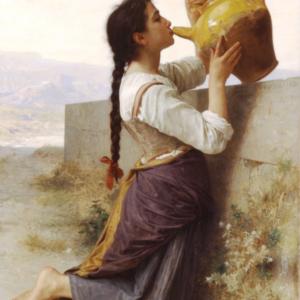 Thirsty Thursday- Psalm 143