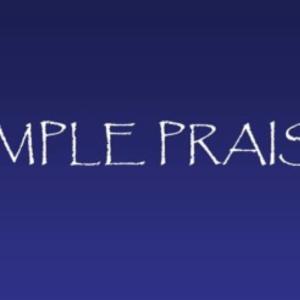 Thirsty Thursday-Psalm 150- Simply Praise
