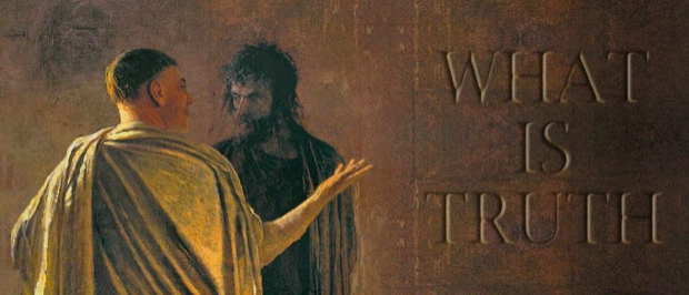 Thirsty Thursday-Psalm 4- Quid est veritas? (What is truth?)